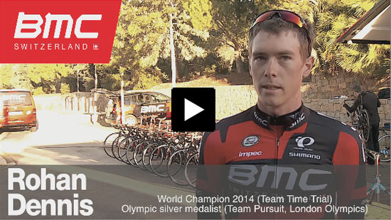 Rohan Dennis Interview