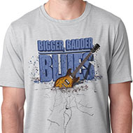 Tribut Apparel - Bigger, Badder Blues (Unisex)