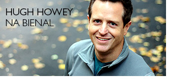 Hugh Howey na Bienal