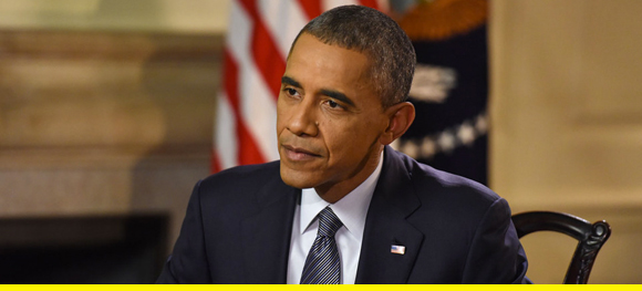 the president's comments on Kayla Jean Mueller