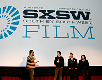 Attack the Block Q&A with director Joe Cornish, Luke Treadaway & Edgar Wright courtesy of Cassie Wright