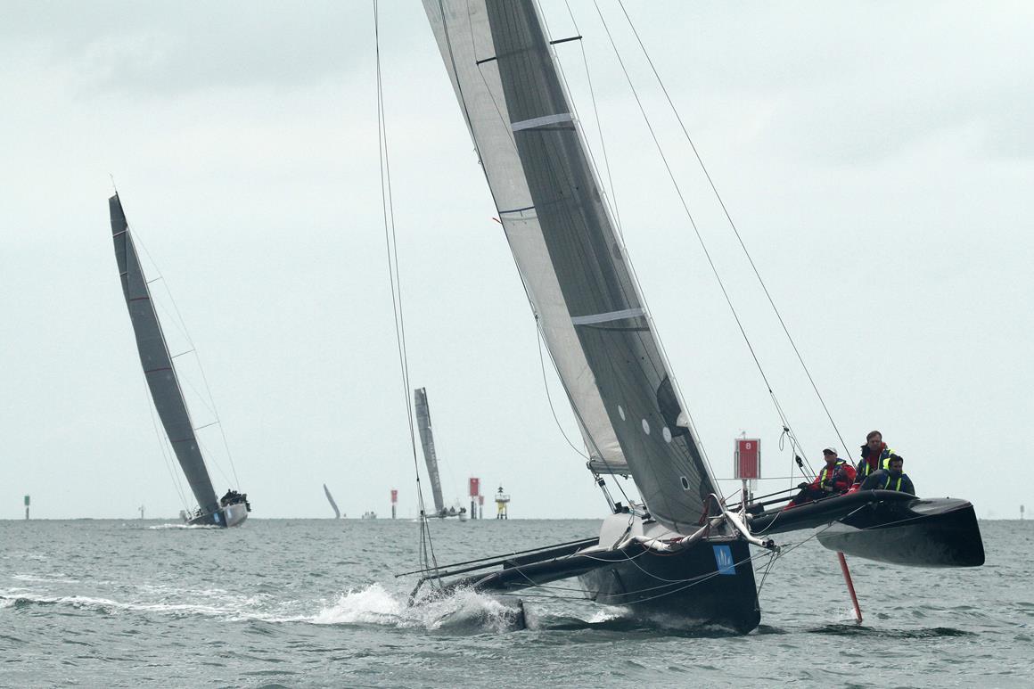 Festival of Sails 2014 Multihulls. Image: Teri Dodds